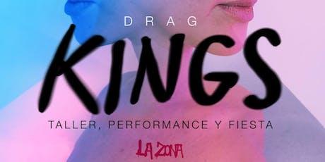 LA ZONA KINGS entradas