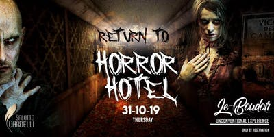 Le Boudoir - in: Return To Horror Hotel