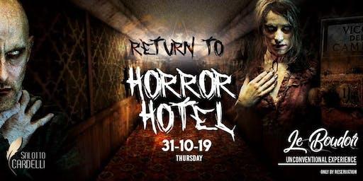 Le Boudoir - in: Return To Horror Hotel