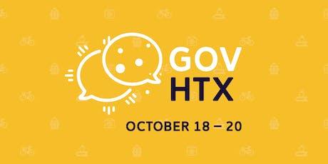 GOV HTX 2019 tickets