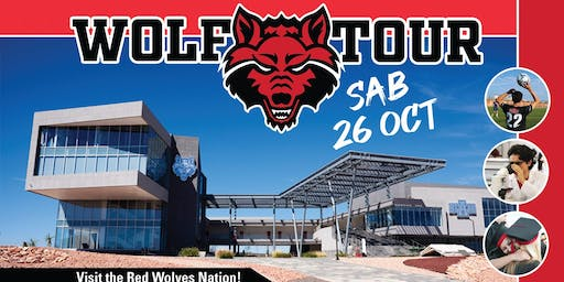 Wolf Tour - October 26th