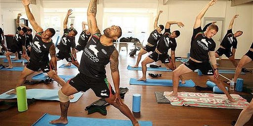 10am Sports Yoga & Rehab