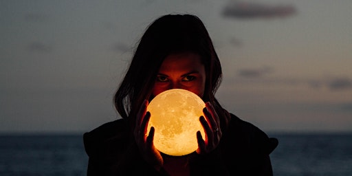 New Moon Wild Woman Project Circle