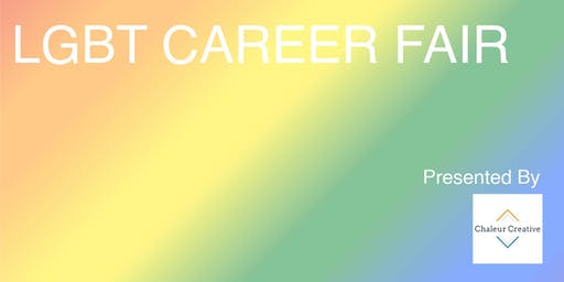 LGBT Career Fair 12/05/2019 - Businesses