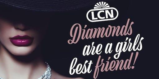 LCN 30th Anniversary - Diamonds are a girls best friend!