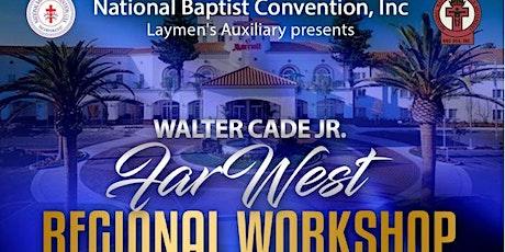 Far West Regional Workshop 2020 tickets