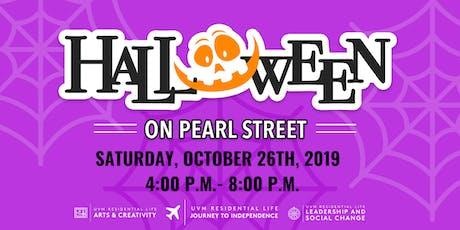 Halloween on Pearl Street tickets