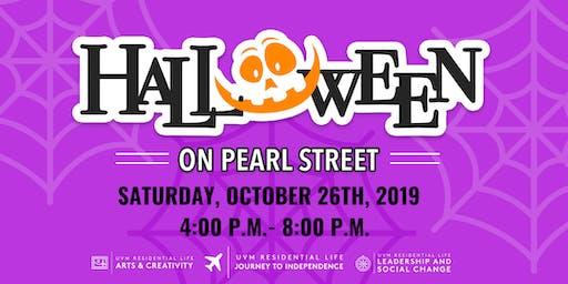 Halloween on Pearl Street