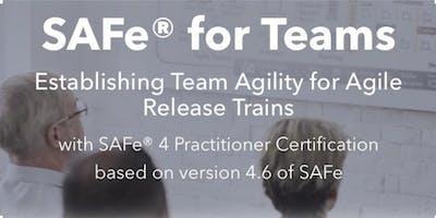 SAFe® for Teams v4.6 (SAFe® Practitioner Certification) Training - 2 Days in Cheltenham