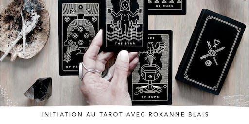 INITIATION AU TAROT