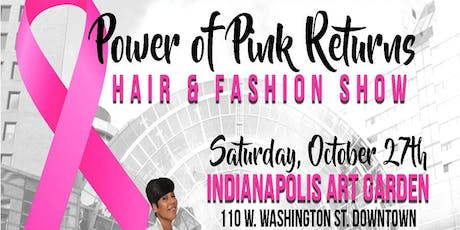 P.O.P Breast Cancer Awareness Hair & Fashion Show tickets