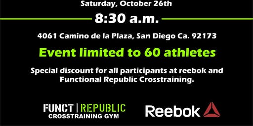 Free Workout with Functional Republic B.H