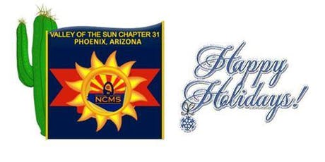 2019 NCMS Valley of the Sun  Chapter Holiday Luncheon tickets