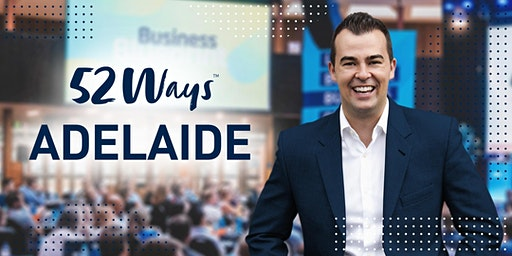 1-Day Business Growth Workshop with Dale Beaumont in Adelaide CBD