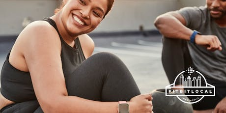 Fitbit Local #allthethings Workout tickets