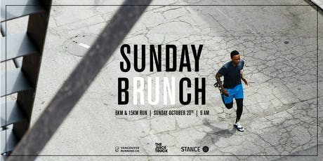 Stance Sunday Brunch tickets