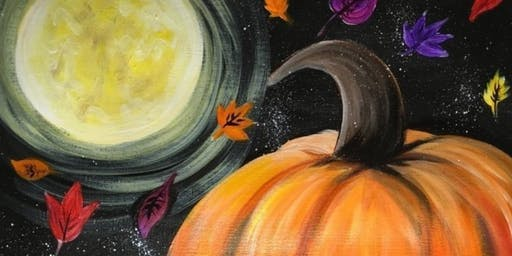 Perfect Pumpkin Paint Party