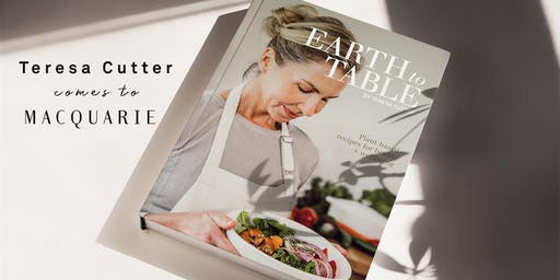 Teresa Cutter, The Healthy Chef comes to Macquarie