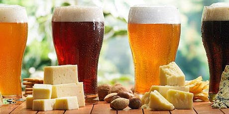 Heretic Beer & Cheese Pairing tickets