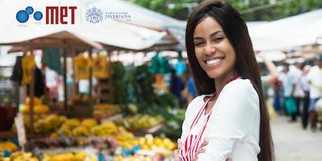 CaféMET: Historias de Emprendimiento con Impacto boletos