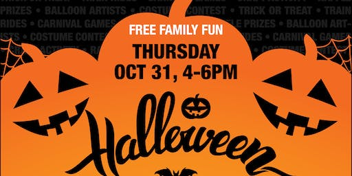 FREE Family Friendly Halloween Festival at Stratford Crossing