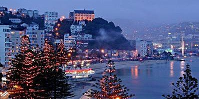 CoreNet NZ - Festive Networking Drinks (Wellington)