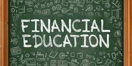 Financial Literacy Series -- Fall 2019 tickets