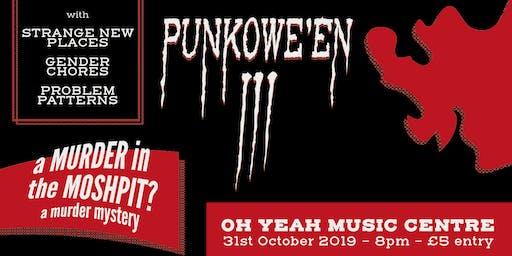 Punkowe'en III: Murder on the Moshpit