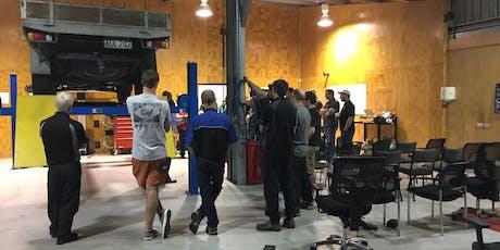 MTA Eastland: Practical workshop talks with NZTA, Hastings tickets