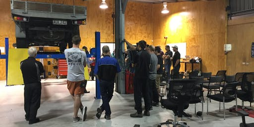 MTA Eastland: Practical workshop talks with NZTA, Hastings