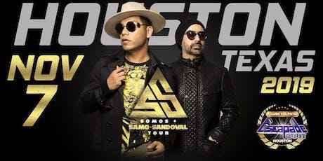 Somos - Samo & Sandoval Tour tickets
