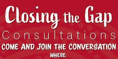 Closing the Gap Consultations: Central Coast