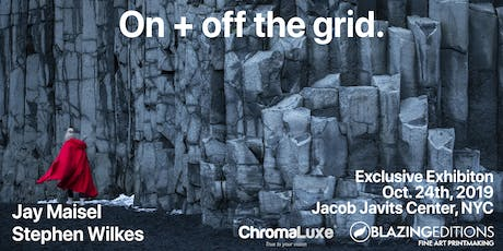 On And Off The Grid Exhibition Featuring tickets