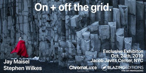 On And Off The Grid Exhibition Featuring