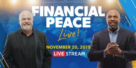 Financial Peace LIVE from Charleston, SC tickets