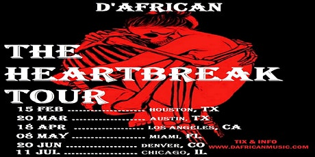 The Heartbreak Tour tickets