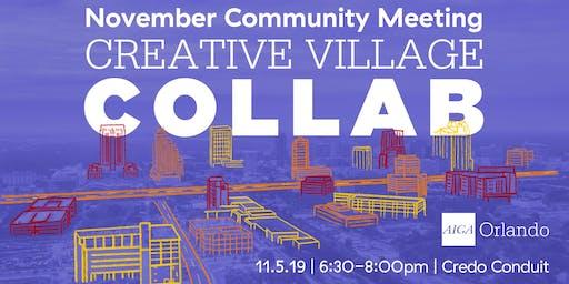 November 2019 Community Meeting
