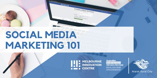 Social Media Marketing 101 - Ararat