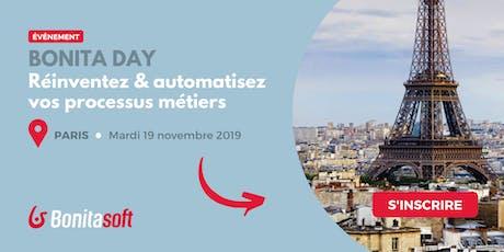 [BONITA DAY PARIS] Réinventez & Automatisez  vos processus métiers billets