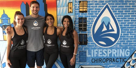 Lifespring Chiropractic: Beginners Yoga + Meditation tickets