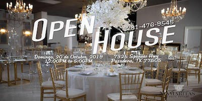 Mamaritas Event Venue OPEN HOUSE