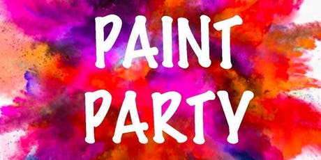 The Frosty Pallete (paint party) tickets