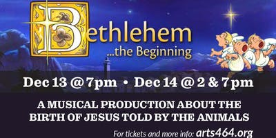 Bethlehem .... the Beginning
