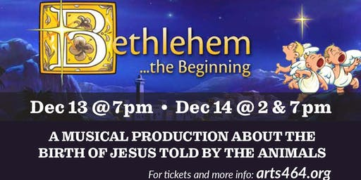 Bethlehem .... the Beginning - A Christmas Musical