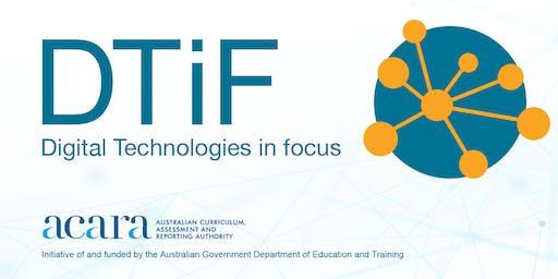 Digital Technologies curriculum: Planning and quality assessment workshop  Prep – Year 6 - Gordonvale