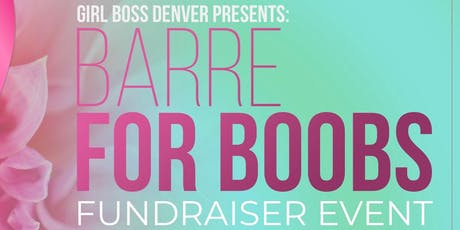 Barre For Boobs! tickets