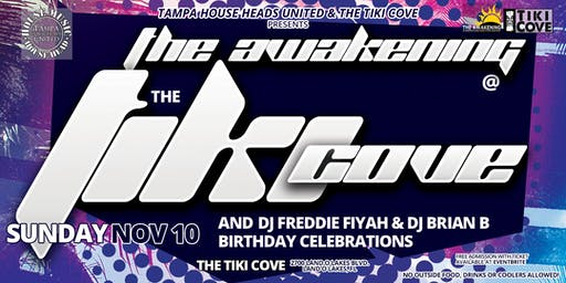 The Awakening at the Tiki Cove