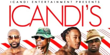 Icandi's Candy Cane Affair tickets