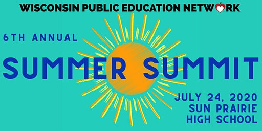Wisconsin Public Education Network Summer Summit 2020