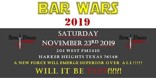 Bar Wars 2019